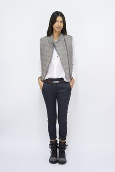 Brunello Cucinelli Spring 2014. #fashion #outfits