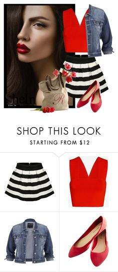 """Sin título #1471"" by miushka ❤ liked on Polyvore featuring A.L.C., maurices, Wet Seal, women's clothing, women, female, woman, misses and juniors"