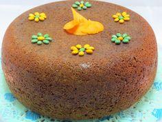 Bizcocho de zanahoria (Carrot Cake) Olla GM de La Juani de Ana Sevilla Olla Gm G, Carrot Cake, Carrots, Pudding, Desserts, Food, Casserole Recipes, Pastries, Cookies