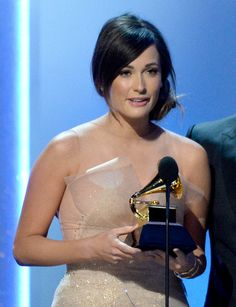 Kacey Musgraves - Pre-Telecast Grammy Awards Show