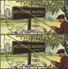 Deceptive Fishing Rod: Solution