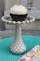 DIY Cupcake Stand - Create-Celebrate-Explore