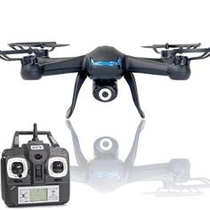 KiiToys X007 Quad Copter with 2MP 720p HD Spy Camera 2nd Generation ** Click on the image for additional details.