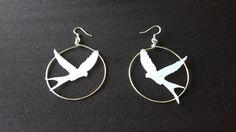 Check out this item in my Etsy shop https://www.etsy.com/listing/400840623/bird-in-flight-vinegar-bottle-earrings