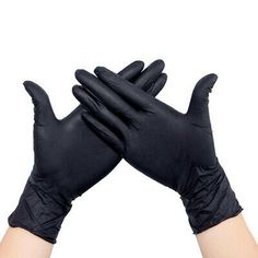 Tattoo Gloves Latex Body Art Waterproof Black Disposable Large Size Accessories Tattoo Golves for Permanent Makeup Tattoo Supply. Latex Gloves, Rubber Gloves, Diy Tattoo, Mechanic Tattoo, Disposable Gloves, Start Ups, Makeup Tattoos, Black Gloves, Tattoo Supplies