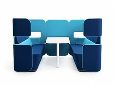 PodMeeting Sofa | Contract Furniture | Martela