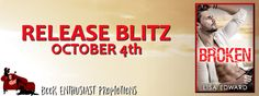 Spreading The Word With Denise&Donna: Broken by Lisa Edward Release Blitz & Donna's Revi...