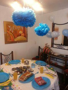 Mi fiesta de cumpleaños! ! Muy linda.