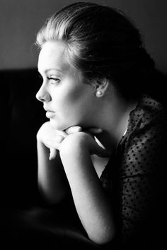 Adele- can't stop listening to her, amazing