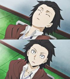 """Bungou Stray Dogs """"- Ranpo, work! - Why? What wiIl I get? A bonus? A promotion? - I will praise you."""" :)"""