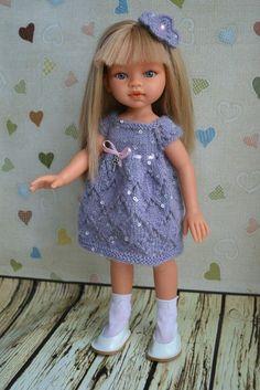 #участвуюВконкурсеМК2@kasatkadolls <br>МК №40 Платье с пайетками от [id35967788 Виктории Доброй]!!!!