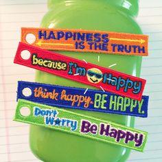 Be Happy Spirit Sticks® Item #3352.
