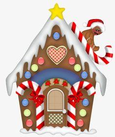 tubes de noel varies pour vos creas - Page 53 Christmas Gingerbread House, Christmas Rock, Christmas Pictures, Christmas Time, Merry Christmas, Gingerbread Houses, Xmas, Clipart Noel, House Clipart