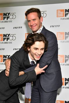 "Armie Hammer and Timothée Chalamet Have Crazy Chemistry at the ""Call Me by Your Name"" New York Screening 