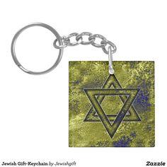 Jewish Gift-Keychain Keychain