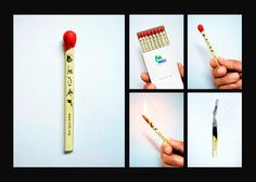 Ads of the World™ Creative Advertising, Ads, Sticks, China, Advertising Agency, Guerilla Marketing, Porcelain