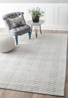 Rugs USA - Area Rugs in many styles including Contemporary, Braided, Outdoor and Flokati Shag rugs.Buy Rugs At America's Home Decorating SuperstoreArea Rugs Grey Chevron Rugs, Grey Rugs, Rugs Usa, Contemporary Rugs, Wool Area Rugs, Wool Rug, Rugs In Living Room, Home Decor Outlet, Online Home Decor Stores