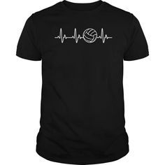Volleyball heartbeat. Volleyball t-shirts, Volleyball sweatshirts, Volleyball hoodies,Volleyball v-necks, Volleyball tank top, Volleyball legging.