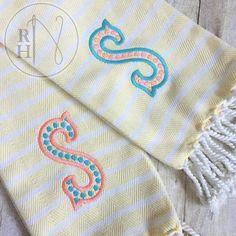 Ponda Embroidery Font