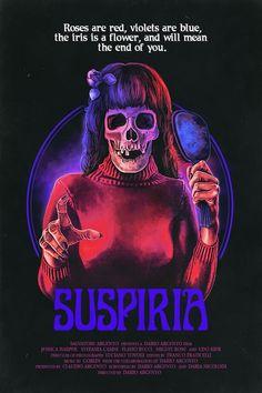 Suspiria created by Marc Schoenbach, Sadist Art Designs