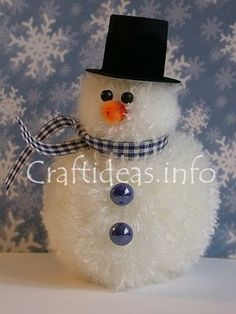I love this craft.  So cute!  I love doing holiday crafts with my kids and this one will definitely make my project list.