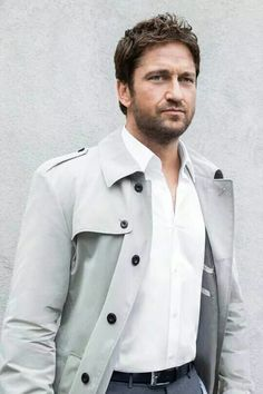 Gerard Butler for Hugo Boss ~ One of my favorites ♡