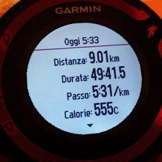 #instafatto #instarun #igrunners @garmin @garminitaly #igersitalia #igrunner #martedì #tuesday #training #corsa #instatraining #followme #followforfollow #forerunner #fr220 @saucony #nessunascusa #buongiorno #earlybird #runlover @justrunnnxc #instamarathon #maratona #runbeforethesun #runnerscommunity