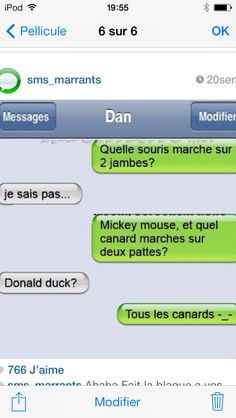 SMS drle - more funny things: http://hotfunnystuff.com
