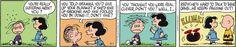 Peanuts Comic Strip on GoComics.com