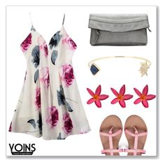 """""""YOINS 2"""" by abecic ❤ liked on Polyvore featuring yoins, yoinscollection and loveyoins"""