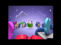 ▶ Disney Junior It's Almost Time For Bed... - YouTube