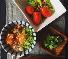 """""""15分""""で作れる美腸朝ごはん! 管理栄養士の食育子さんこと川村郁子が提案する 「簡単だけど、健康的にキレイになれるレシピ」です♪ 今回は、15分で作れる""""美腸朝ごはん""""  ということで「オクラ入りキムチ納豆丼」をご紹介!とっても簡単に作れるので 普段のメニューにご活用くださいね!  http://ikofood.com/10075.aspx"""
