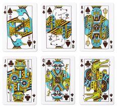 【楽天市場】Animal kingdom playing cards / アニマル キングダム プレイング カード theory11 デック トランプ カード マジシャン マジック DETAIL 【あす楽対応_東海】:interiorzakka ZEN-YOU