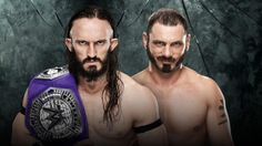 Austin Aries Defeats Neville By Disqualification In Cruisersweight Match At WWE Payback