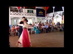 Jefferson e Camila - Final ENART 2014 - Danças Gaúchas de Salão - YouTube