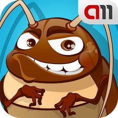 So, you've just cooked a really tasty cake and some angry cockroaches want to eat it. Don't let them do this! Smash all the cockroaches on the screen simply by tapping on them and win this 3D challenge!  http://academmedia.com/en/apps/angry_cockroaches