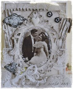 Live & Love Crafts' Inspiration and Challenge Blog: A little romance, perhaps...