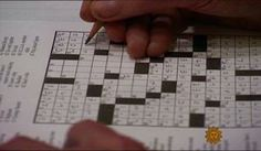Millions of people spend a few relaxing moments each day working on crossword puzzles. But few people know these brain-teasers were the invention of one man 100 years ago. Logic Problems, Mind Benders, Crossword Puzzles, Day Work, Brain Teasers, Sunday Morning, Inventions, Illusions, Faith