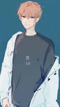 Handsome Anime Guys, Hot Anime Guys, Cute Anime Boy, Anime Oc, Manga Anime, Character Art, Character Design, Estilo Anime, Manga Boy