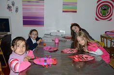 las niñas del taller