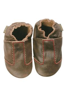 Boumy Biker Shoe In Brown