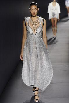 Vionnet womenswear, spring/summer 2015, Paris Fashion Week