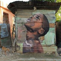 Artesano Project, Dom. Rep. - Mural by Jade Rivera #streetart