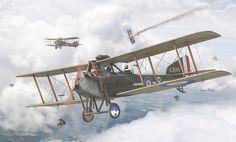 Armstrong Whitworth FK8 by rOEN911.deviantart.com on @DeviantArt