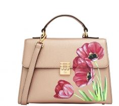 Florian London - Hand Painted Oxford Tote - TOTE BAGS - HANDBAGS
