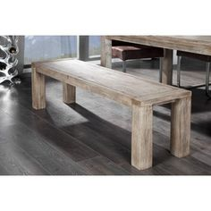 Outdoor Furniture, Outdoor Decor, Montreal, Dining Bench, Design, Home Decor, Country, Night Table, Decoration Home