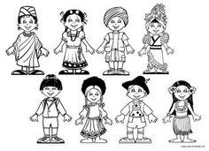 traditional european cultural dance coloring pages for kids Dance Coloring Pages, Colouring Pages, Coloring Pages For Kids, Coloring Sheets, Around The World Theme, Kids Around The World, Around The Worlds, Primary Singing Time, Primary Music