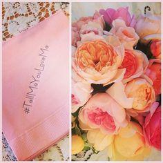 Lauren Conrad's bridal shower pictures. Photo by Britton via Instagram