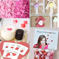 Ideas for Valentine's Day