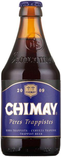 Chimay Blue (Belgium) - Belgian Strong Dark Ale